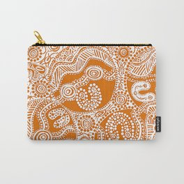 Bloodlines - Burnt Country Carry-All Pouch