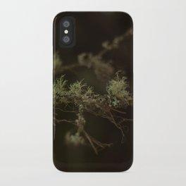 Tree Fuzz iPhone Case
