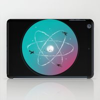 aviation iPad Cases featuring Atomic Formation by nicebleed