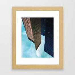 Chitecture <3 Framed Art Print