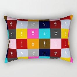 Demigods group Rectangular Pillow
