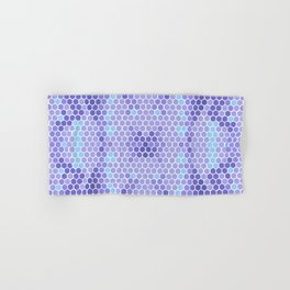 Honeycomb Hand & Bath Towel