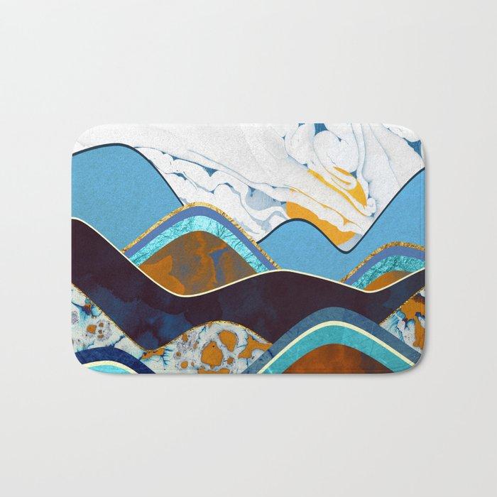 Rolling Hills Bath Mat