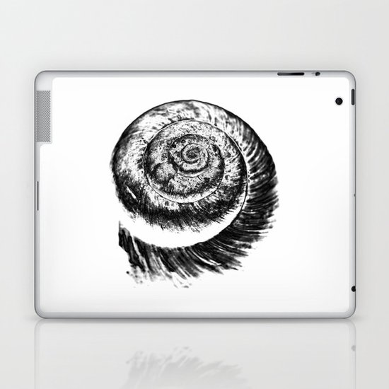 snail abstract I Laptop & iPad Skin