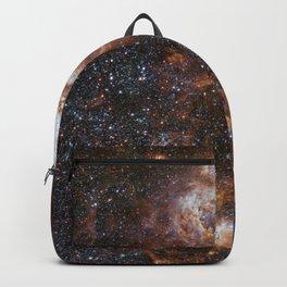 Tarantula Nebula in the Large Magellanic Cloud Backpack