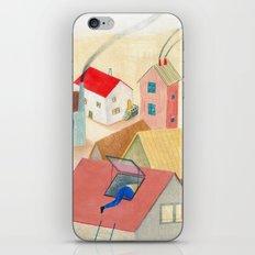 Les fenêtres magiques iPhone & iPod Skin
