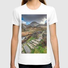 Gate to Snowdonia T-shirt