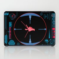 nasa iPad Cases featuring Tie Fighter Meets NASA Voyager 1 by Ryan Huddle House of H