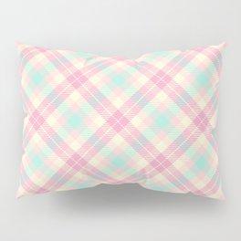 Spring Plaid 7 Pillow Sham