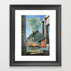 Incantation Framed Art Print