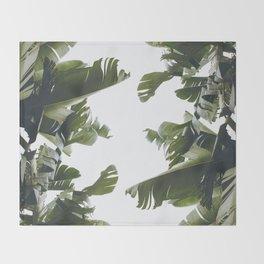 Birds of California Throw Blanket