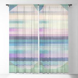 Transition Sheer Curtain