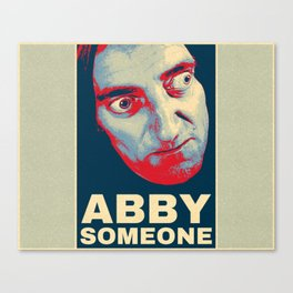 Igor's Abby Someone from Young Frankenstein Canvas Print