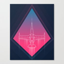 Swordfish II Canvas Print