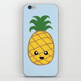 Pineapple Fun iPhone Skin