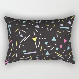 pastel party Rectangular Pillow