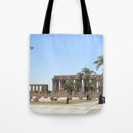 Temple of Luxor, no. 18 Tote Bag