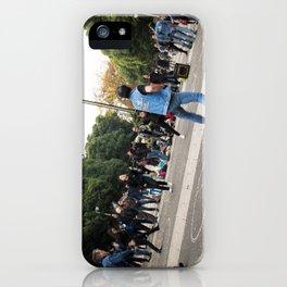 Yoyogi Rockers iPhone Case