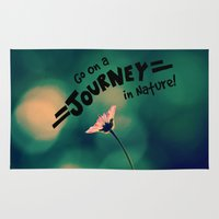 journey Area & Throw Rugs featuring Journey by RDelean