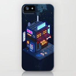 Cyberpunk Juusu iPhone Case