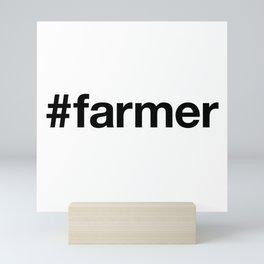 FARMER Mini Art Print