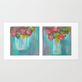 Just in Time for Spring Art Print
