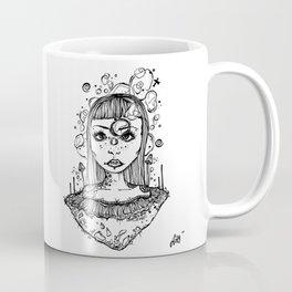 Mushroom Girl Coffee Mug