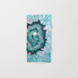 Teal Agate Hand & Bath Towel
