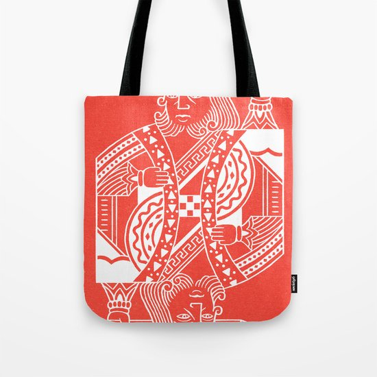 Creativity Is King Tote Bag
