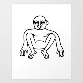 Good Guy Art Print