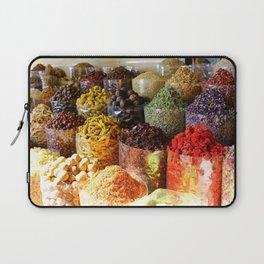 Dubai Creek Spices Laptop Sleeve