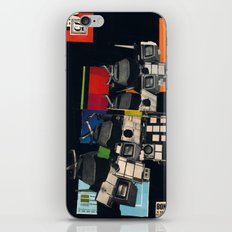 Control Panel 75 iPhone & iPod Skin
