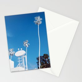 White Palm Stationery Cards