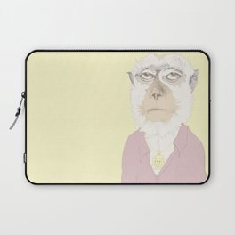 mono gitano Laptop Sleeve