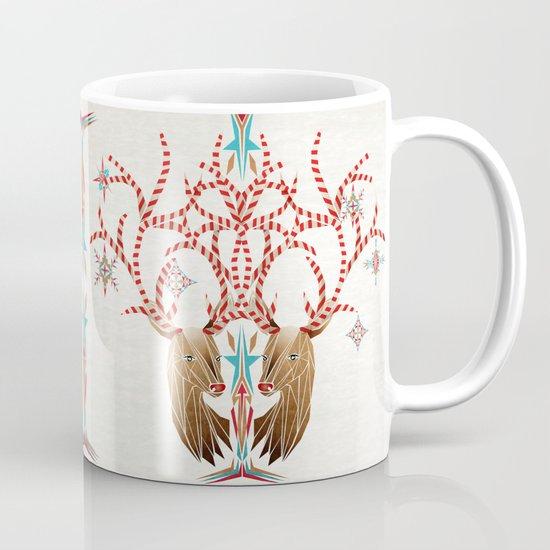 christmas deer Mug