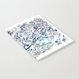 Brunkos first art Notebook