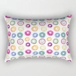 Donuts! Rectangular Pillow