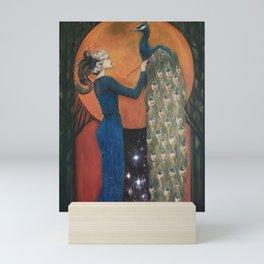 Origin of Inspiration Mini Art Print