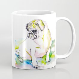Pug Dreams Coffee Mug