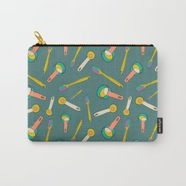 Funny baking utencils pattern Carry-All Pouch
