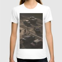 street T-shirts featuring Street by juzclick227