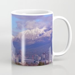Downtown Vancouver Panorama Coffee Mug