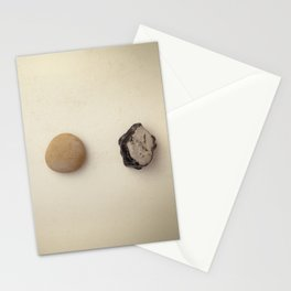 Small stones Stationery Cards