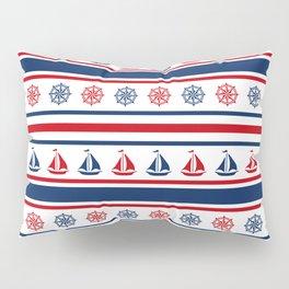 Nautical design 2 Pillow Sham