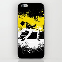 Queen Freddie iPhone Skin