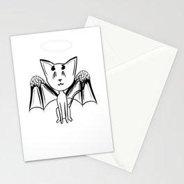 Good or Evil? Stationery Cards