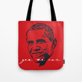 Yes We Can II Tote Bag