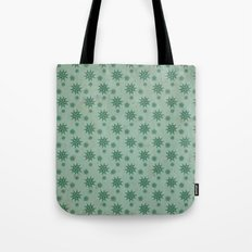 Patterns in the Ice Tote Bag