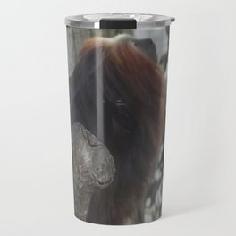 Lion-Headed Tamarin Travel Mug