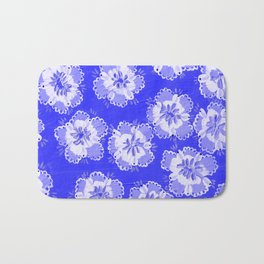 Dutch Lace Rose Bath Mat